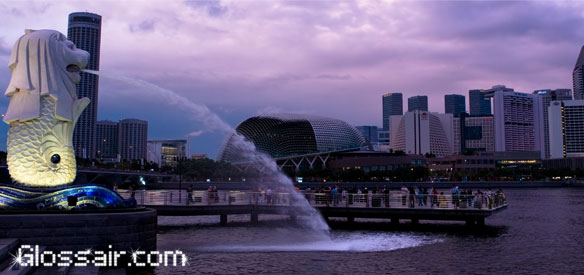 guide singapour hotels et restaurants